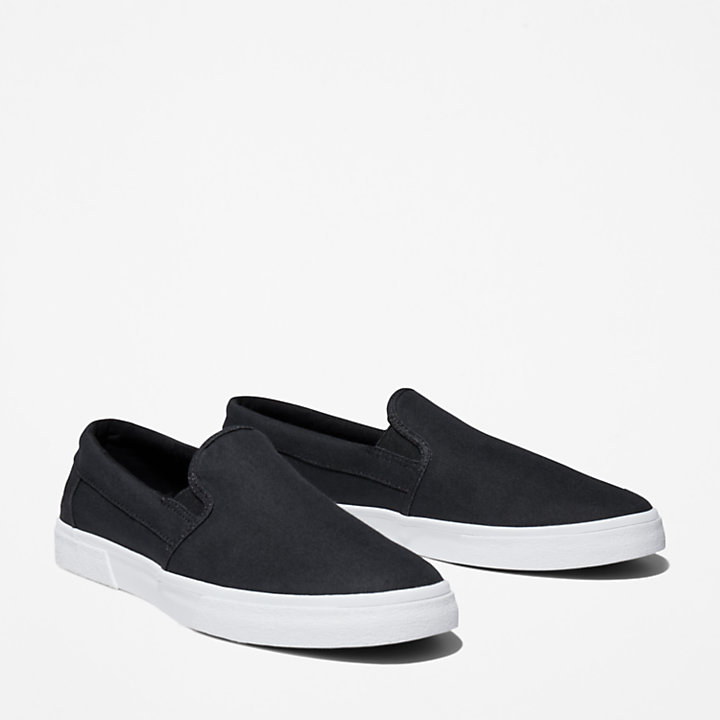Union Wharf 2.0 EK+ Slip-On Shoe for Men in Black-
