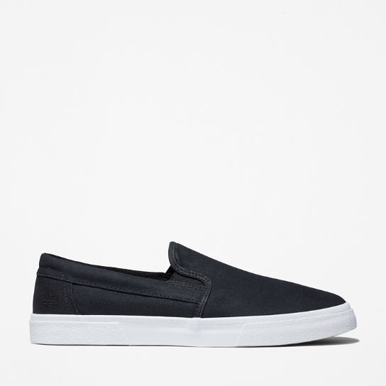 Union Wharf 2.0 EK+ Slip-On Shoe for Men in Black | Timberland