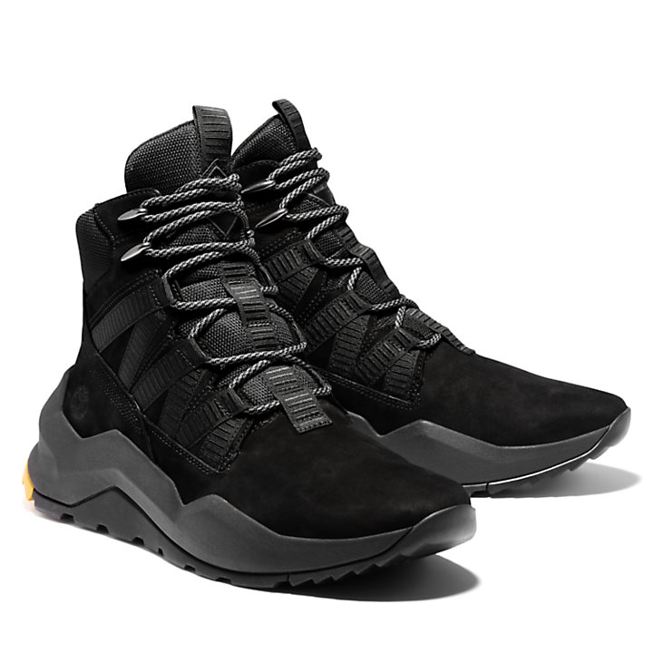 Madbury High-top Sneaker for Men in Black-