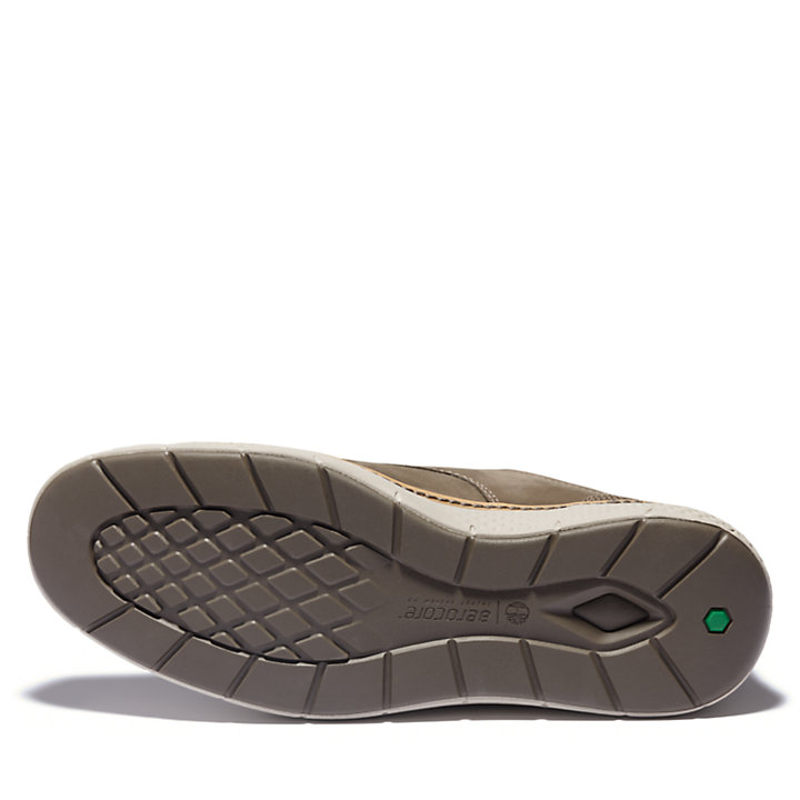 Cross Mark Oxfordschuh für Herren in Grau-