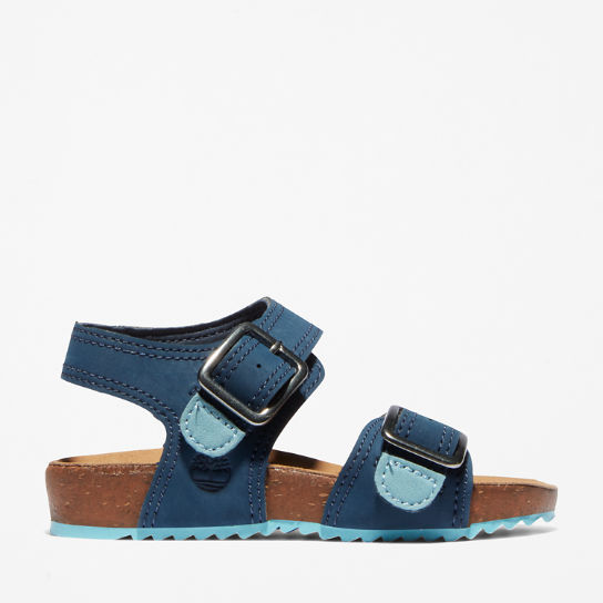 Castle Island Sandal for Toddler in Navy | Timberland