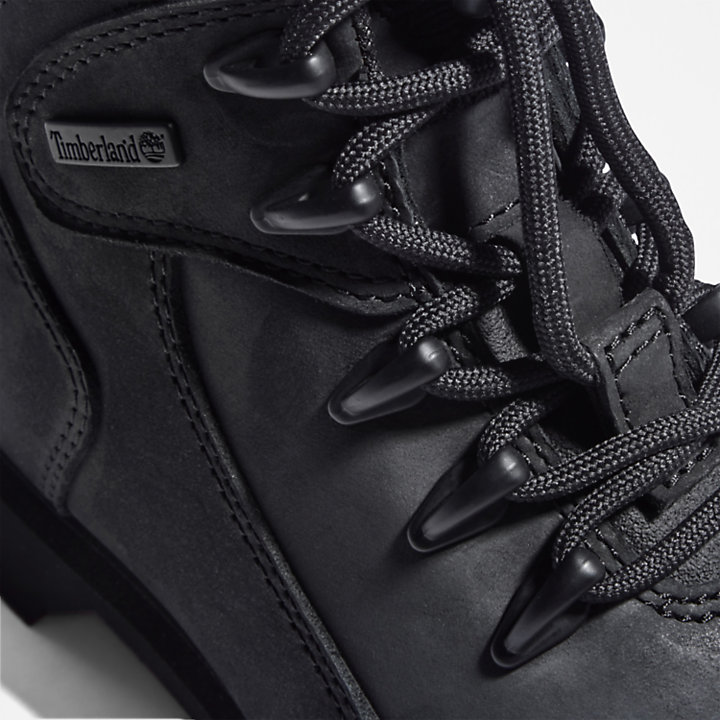 Euro Rock Hiking Boot for Toddler in Black-
