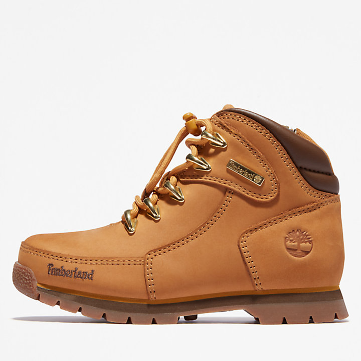 Euro Rock Hiking Boot for Toddler in Yellow-