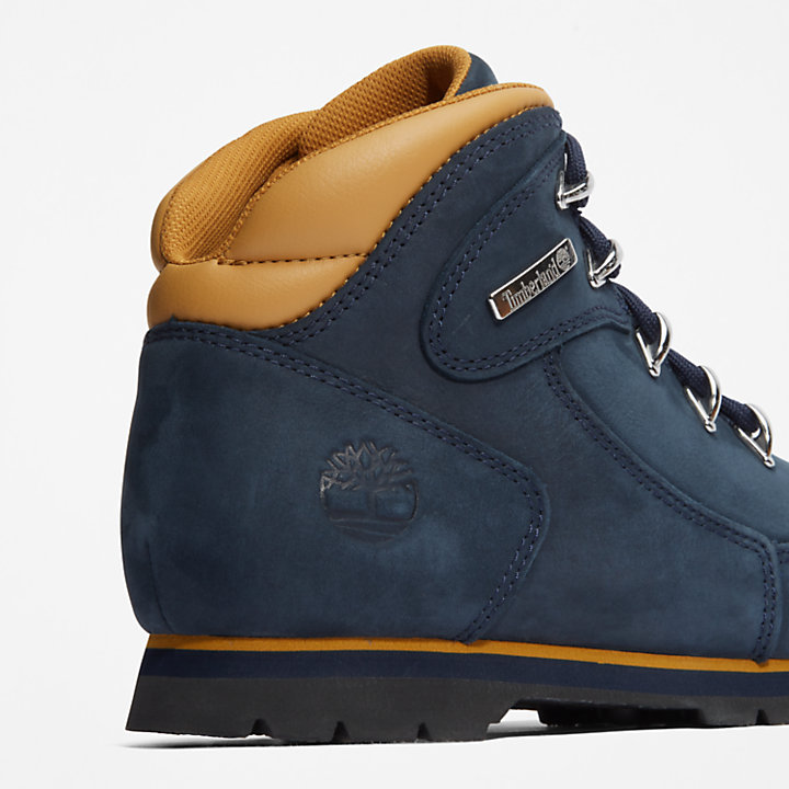 Euro Rock Hiking Boot for Junior in Navy-