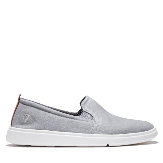 Gateway Pier Loafer for Men in Grey | Timberland