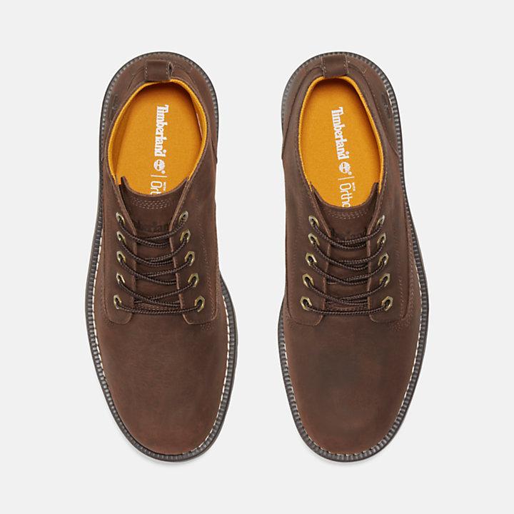 Botas Chukka Redwood Falls para Hombre en marrón oscuro-