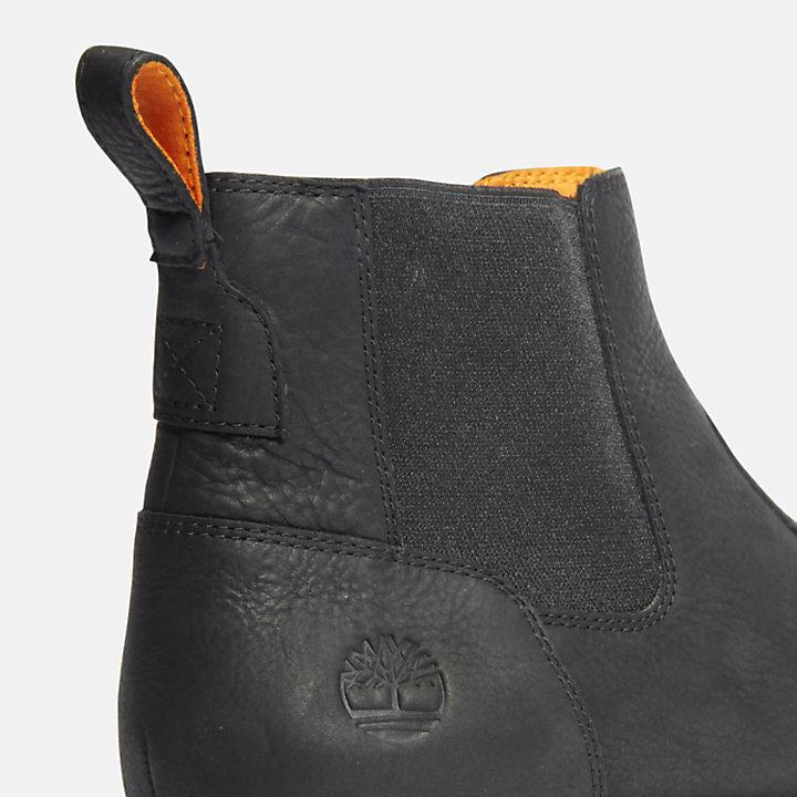 Redwood Falls Chelsea Boot for Men in Black-
