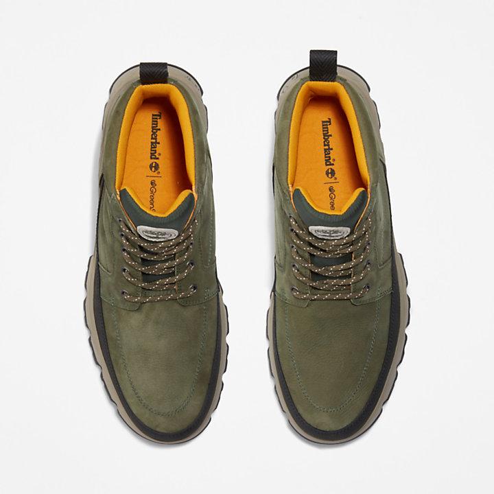 Chukka GreenStride™ TBL® Originals Ultra pour homme en vert foncé-