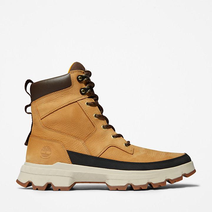 GreenStride™ TBL® Originals Ultra Waterproof Boot for Men in Yellow-