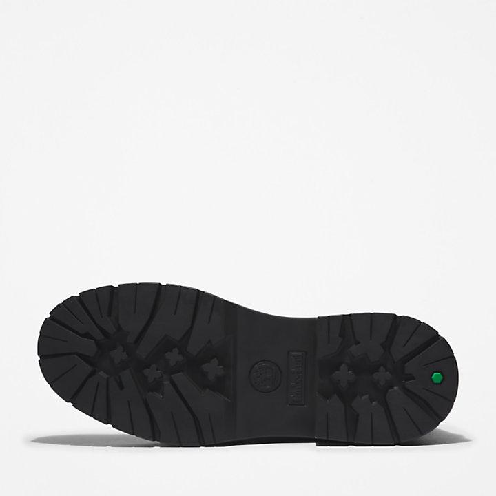Malynn Front-zip Boot for Women in Black-