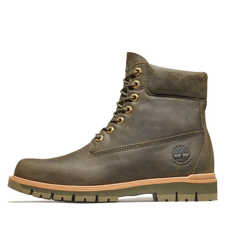 Radford 6 Inch Boot for Men in Dark Green-