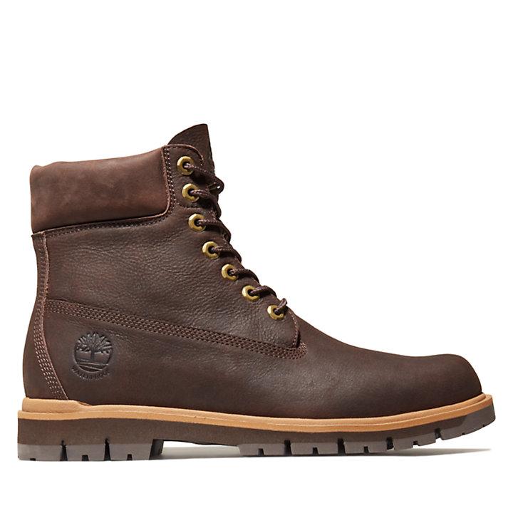 Radford 6 Inch Boot for Men in Dark Brown-