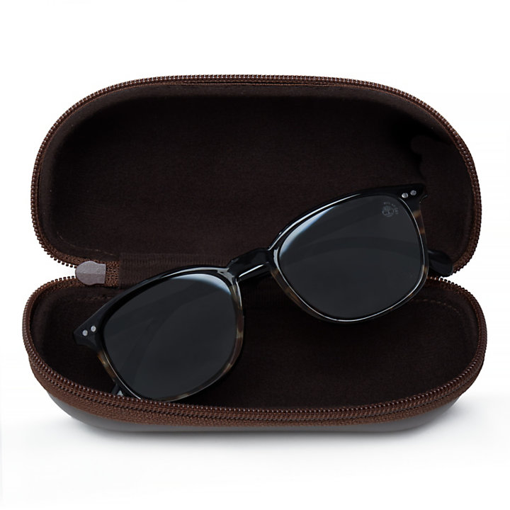 Vintage Sunglasses for Men in Black-