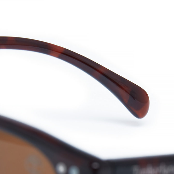 Vintage Sunglasses for Men in Rust-