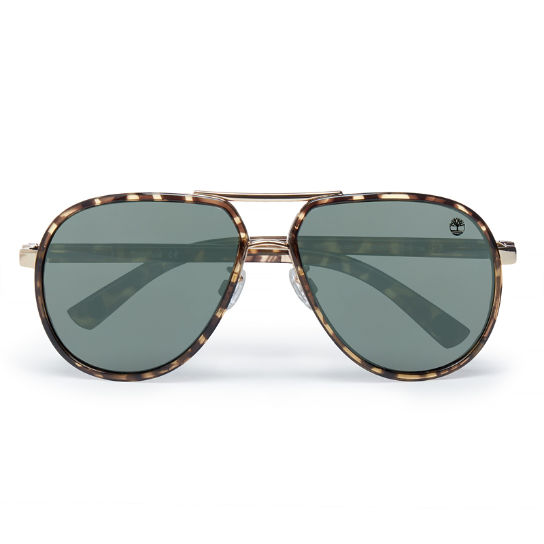 Men's TR90 Aviator Sunglasses | Timberland