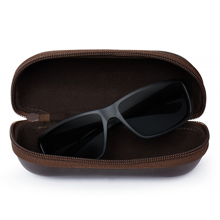 Classic Sunglasses for Men in Black-