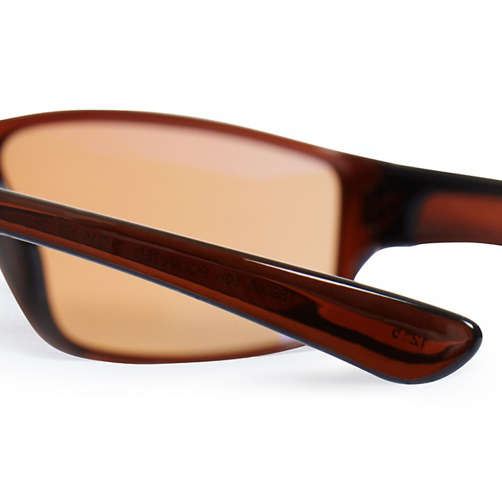 Classic Sunglasses for Men in Brown-