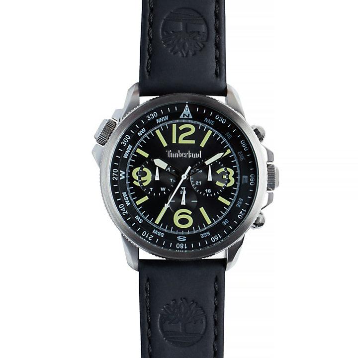 Reloj Campton para Hombre en Negro-