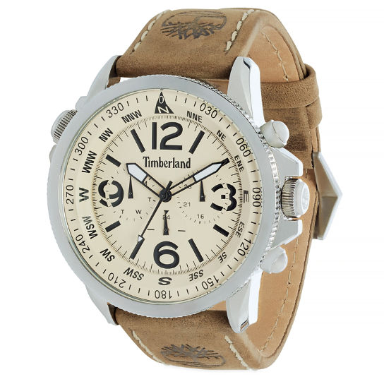 Campton Watch for Men in Beige | Timberland