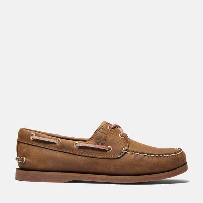 Men's Classic 2-Eye Boat Shoes