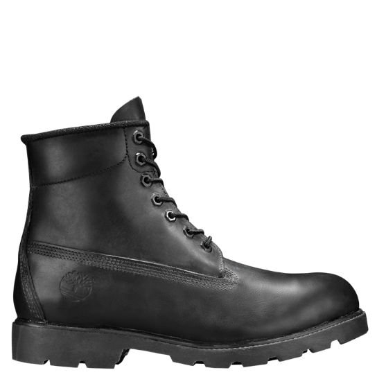 Men's 6-Inch Basic Waterproof Boots
