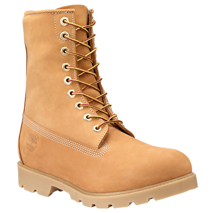 Men's 8-Inch Basic Waterproof Boots-