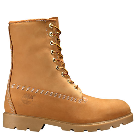 Men's 8-Inch Basic Waterproof Boots