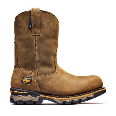 Men's Timberland PRO® AG Boss Alloy Toe Pull-On