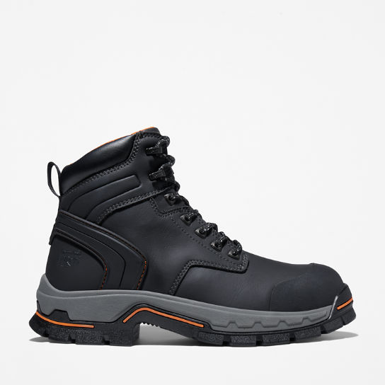 "Men's Timberland PRO® Stockdale 6"" Alloy Toe Work Boots"