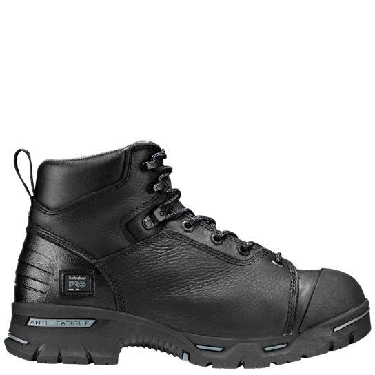 "Timberland | Men's Timberland PRO Endurance 6"" Steel Toe Work Boots"