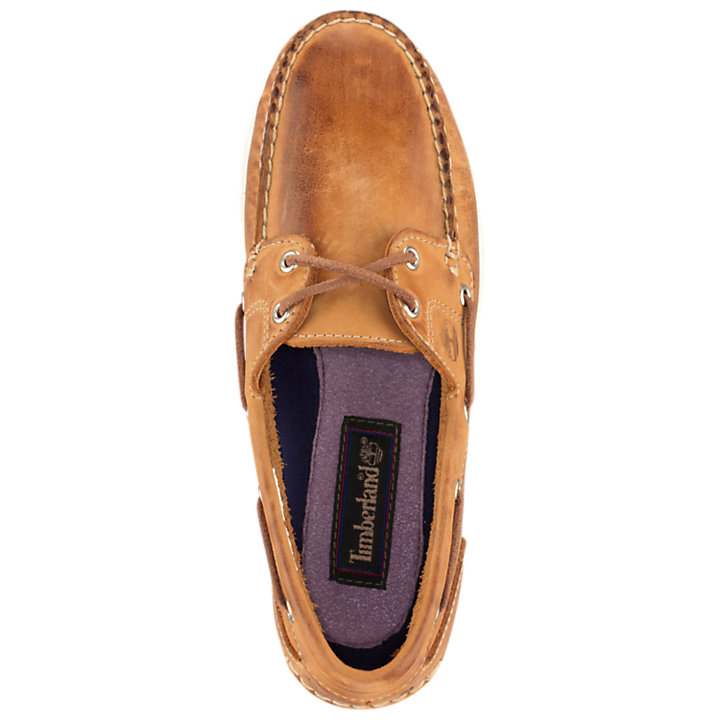 latest buy sale crazy price Women's Classic Amherst 2-Eye Boat Shoes