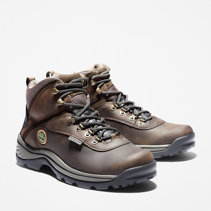 timberland white ledge light-hiking bottes hommes's