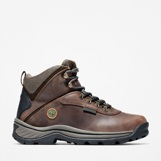 Timberland | Women's White Ledge Mid Waterproof Hiking Boots
