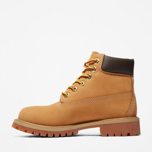 Youth 6-Inch Premium Waterproof Boots-