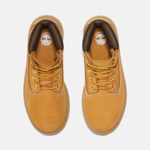 Junior 6-Inch Premium Waterproof Boots-