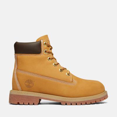 Junior 6-Inch Premium Waterproof Boots