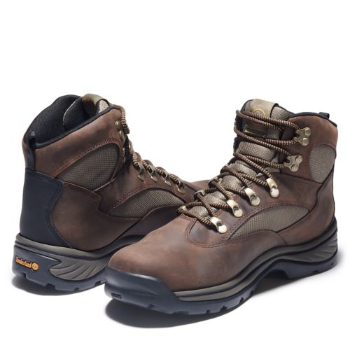 Men's Chocorua Trail Mid Waterproof Hiking Boots-