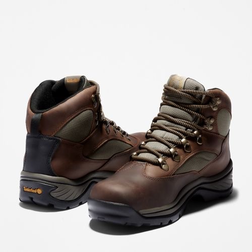 Women's Chocorua Trail Mid Waterproof Hiking Boots-