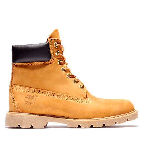 Timberland Women 6 Inches Wheat Waterproof Double Sole