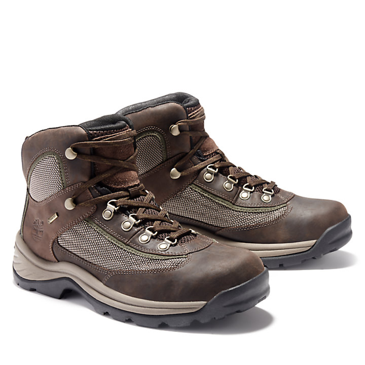 Men's Plymouth Trail Waterproof Hiking Boots-