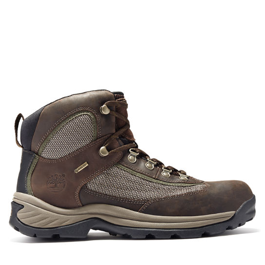 Men's Plymouth Trail Waterproof Hiking Boots