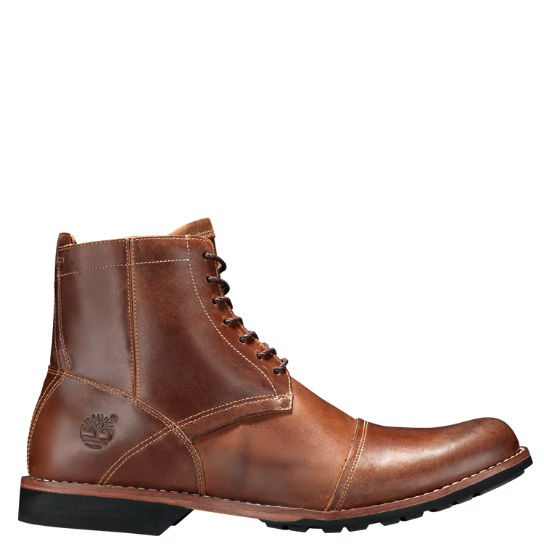 Men's City 6 Inch Side Zip Boots