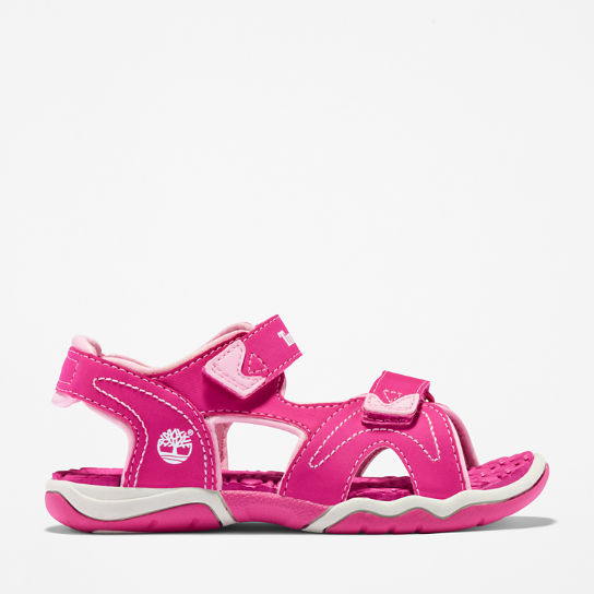 Timberland Adventure Seeker Navy//Pink Synthetic Infant Strap Sandals