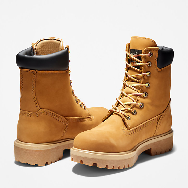 """Men's Timberland PRO® Direct Attach 8"""" Soft Toe Boots-"""