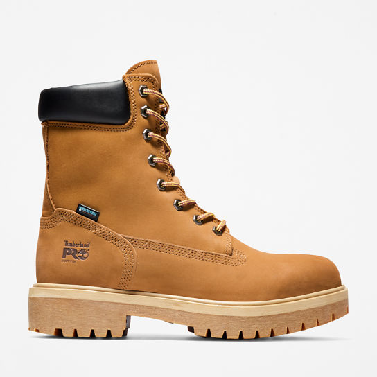 "Men's Timberland PRO® Direct Attach 8"" Soft Toe Boots"