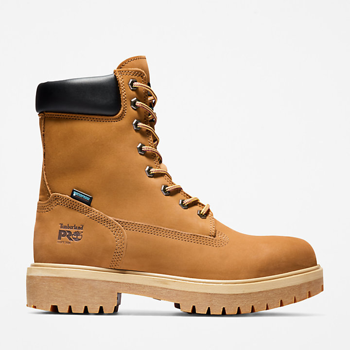 "Men's Timberland PRO® Direct Attach 8"" Soft Toe Boots-"