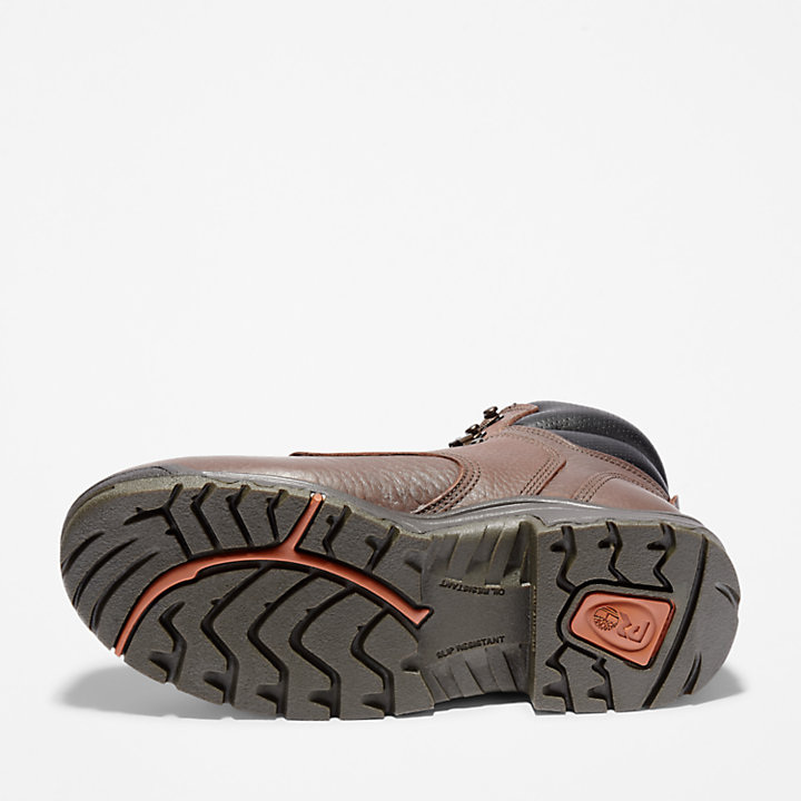"Men's Timberland PRO® TiTAN® 6"" Alloy Toe Work Boots-"