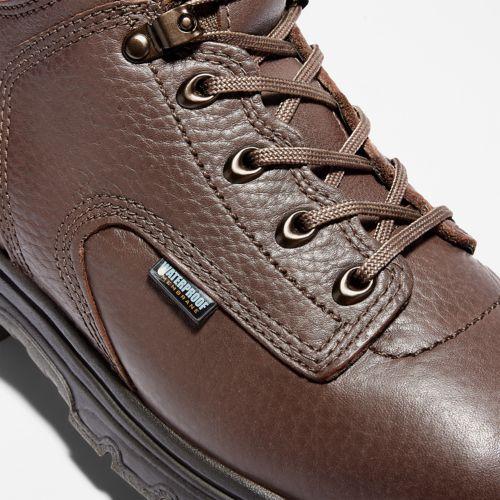 "Men's Timberland PRO® TiTAN® 6"" Alloy Toe Work Boots-"