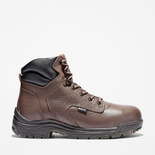 "Men's Timberland PRO® TiTAN® 6"" Alloy Toe Work Boots"