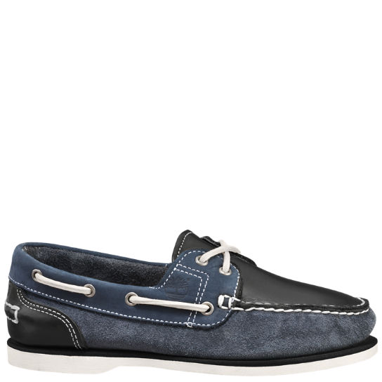 Women's 2-Eye Boat Shoes